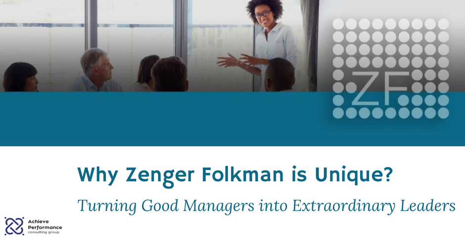 Why Zenger Folkman is Unique