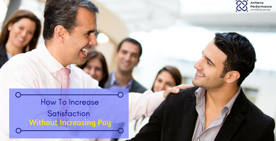 """How To Increase Satisfaction With Pay (Without Increasing Pay)"""" is locked How To Increase Satisfaction With Pay (Without Increasing Pay)"""