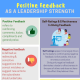 The Vital Role Of Positive Feedback As A Leadership Strength(1) - Copy