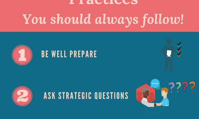 9 Sales Practices You Should Always Follow