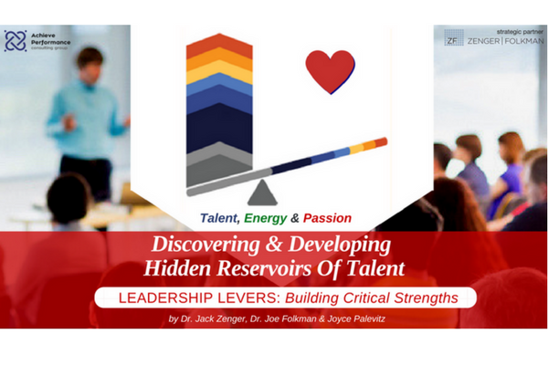 WP.Discovering and Developing Hidden Reservoirs of Talent