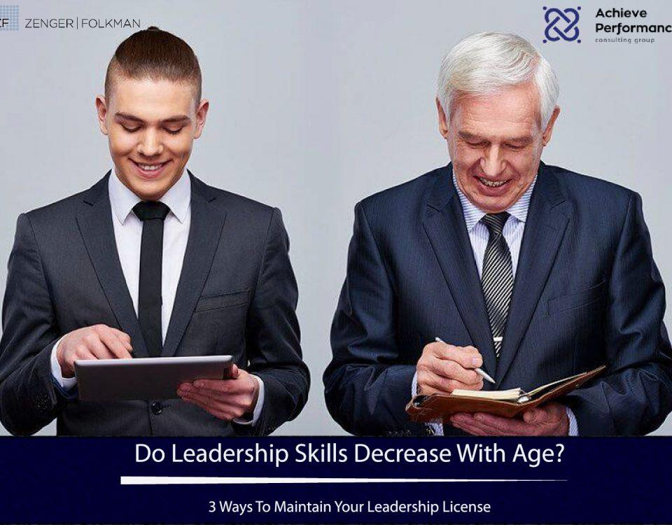 Age & Leadership
