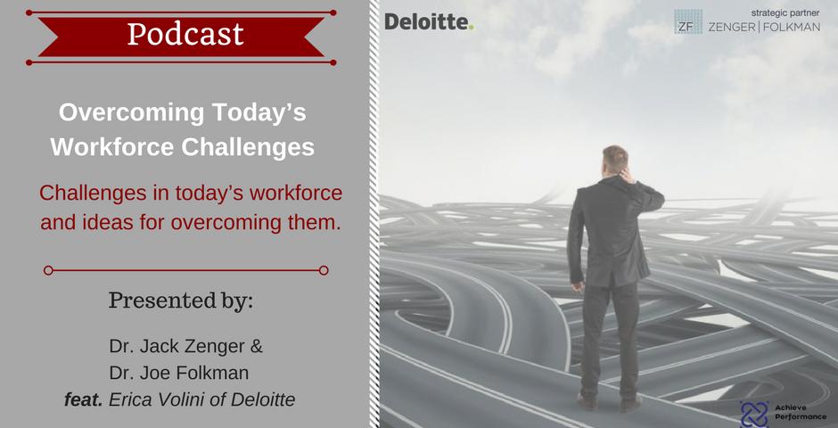 Overcoming Today's Workforce Challenges