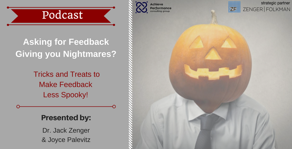 Asking for Feedback Giving you Nightmares? Podcast