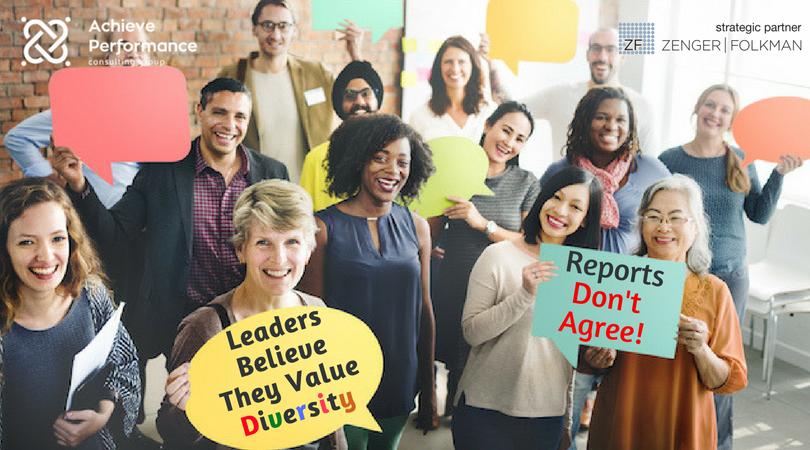 Leaders Believe Value Diversity | Achieve Performance